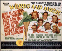 Words and Music 1948 DVD - June Allyson / Perry Como